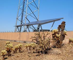 Havasu Pass Solar Panels
