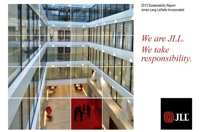 JLL CSR Report