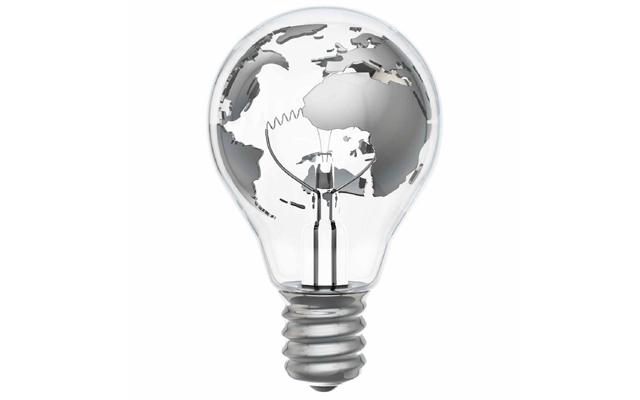 Earth Hour Light Bulb
