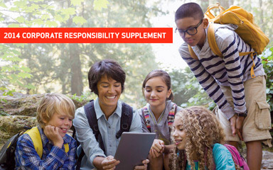 2014 responsibility report