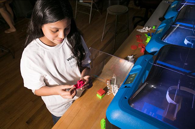 Nadia Flores - 8th grader from Martinsville, VA