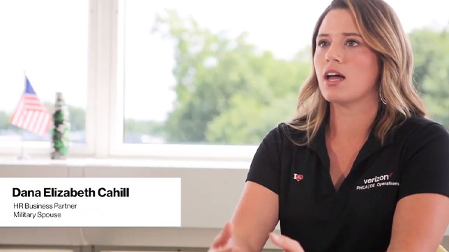 Veteran Voices: Dana Cahill | Verizon
