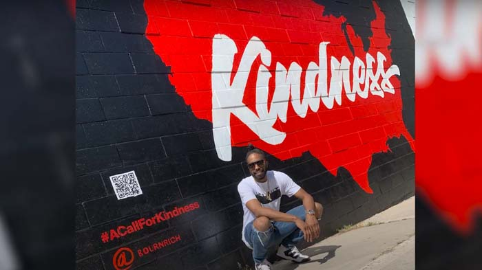 A Call for Kindness Mural Sizzle