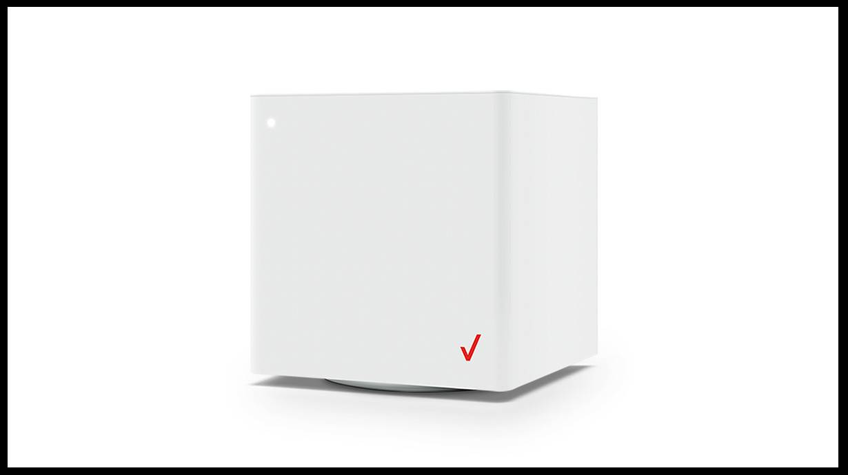 New LTE Home customers get Verizon Internet Gateway which is state-of-the-art C-Band 5G Ultra Wideband-ready router.