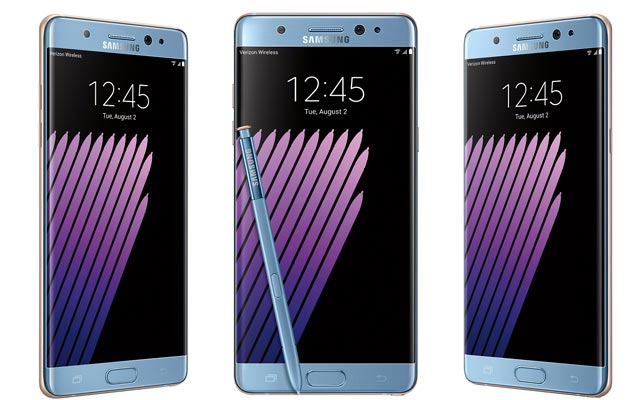 Meet the new Samsung Galaxy Note7 from Verizon; preorders start tomorrow