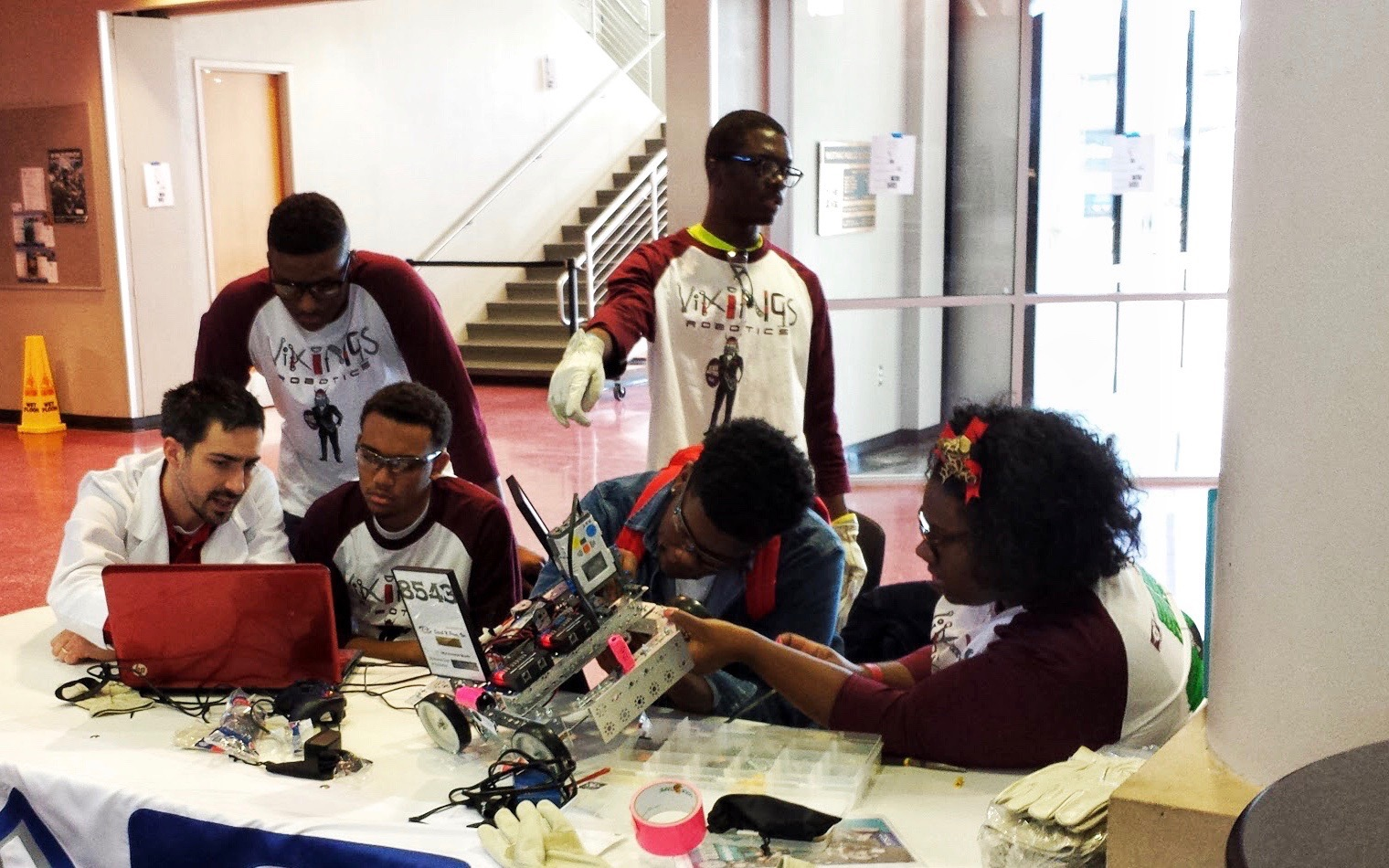 How one engineer is helping thousands of urban teens find a passion for engineering