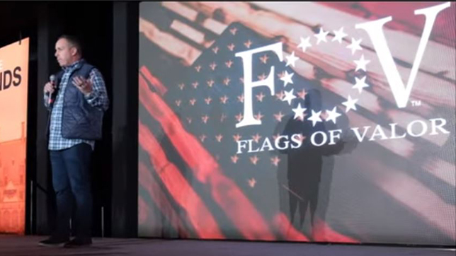 Verizon Military Appreciation Month: Flags of Valor
