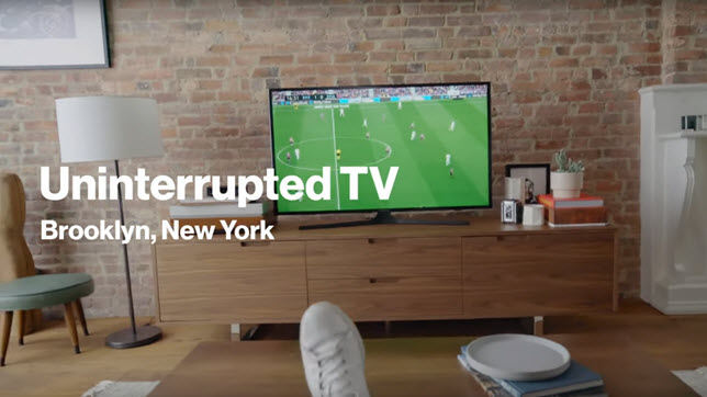 Uninterrupted TV