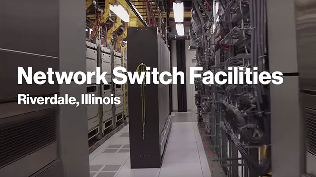 Network Switch Facilities Riverdale Illinois