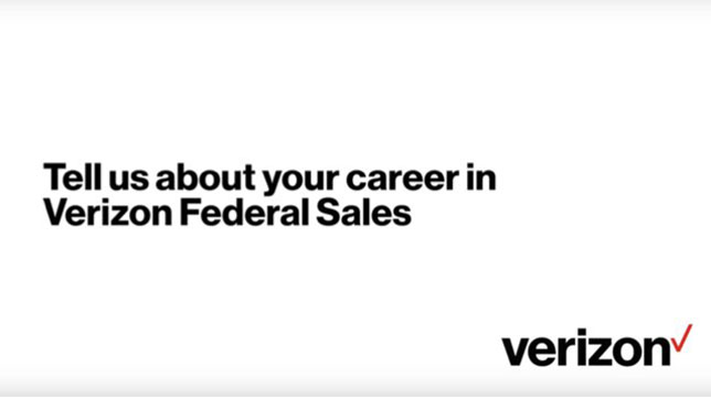 Verizon Careers Insights: Federal Sales Team