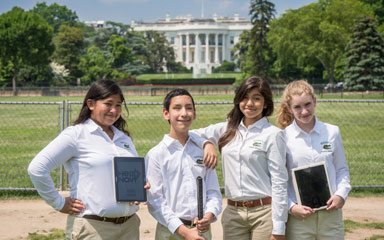 2014 winner: Resaca Middle School