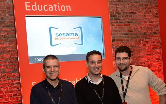 Education: Sesame Enable