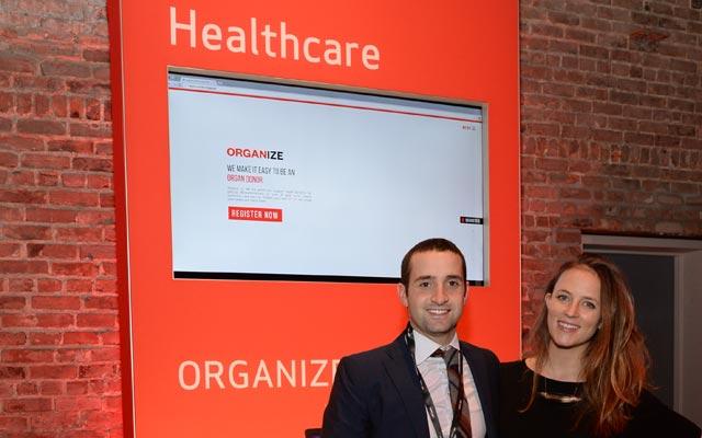 Healthcare: ORGANIZE