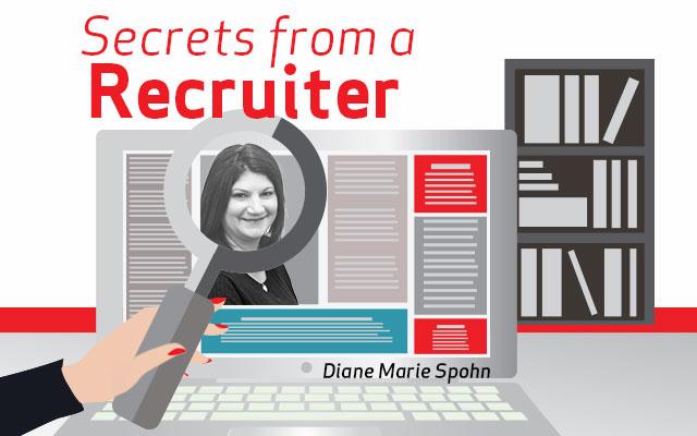 Secrets from Diane Marie Spohn