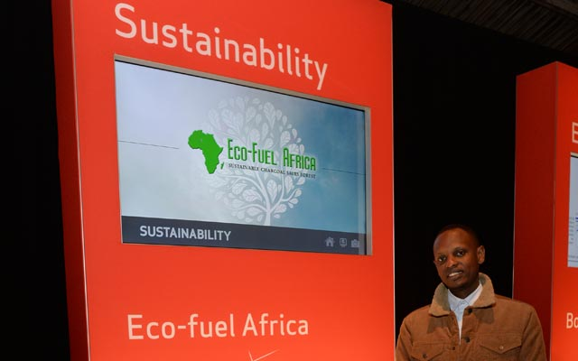 sustainability: Eco-Fuel Africa