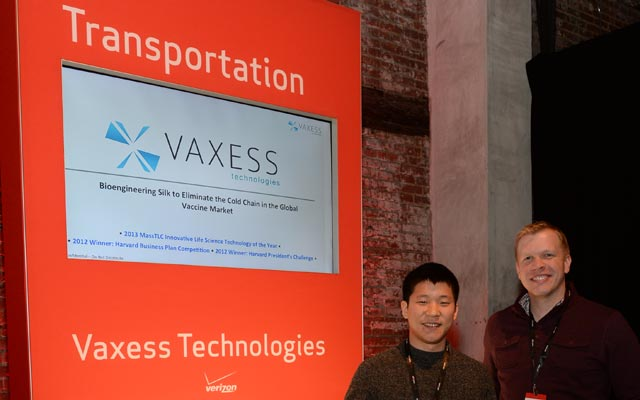 Transportation: Vaxess Technologies