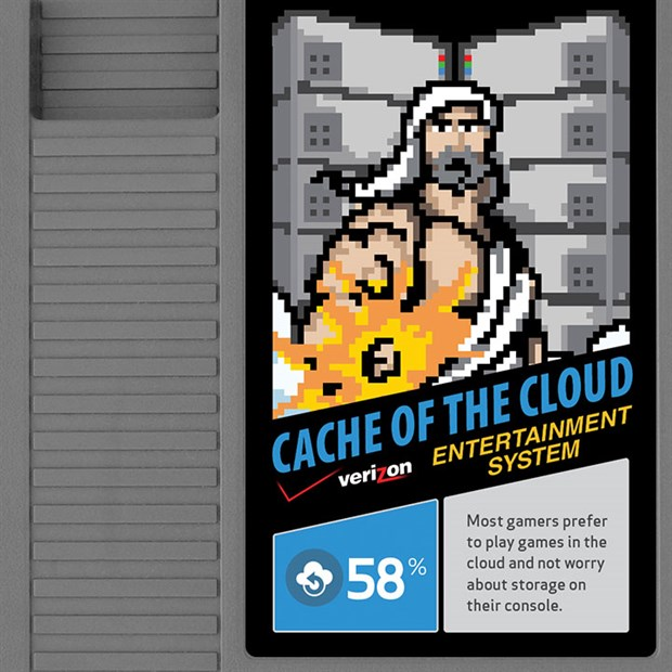 Vzgamer Cache Of The Cloud