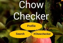 Chow Checker App
