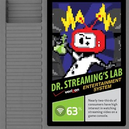 Dr Streaming Lab Cartridge