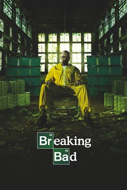 Breaking Bad S5 Art