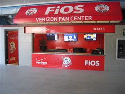PawSox Fan Center Exterior
