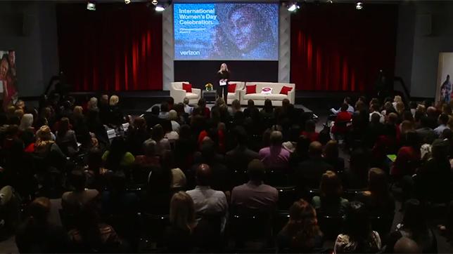 International Womens Day Webcast