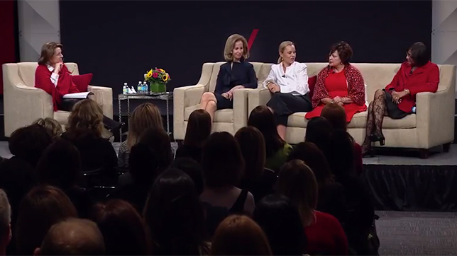 Video of Tami Erwin at International Womens Day Webcast