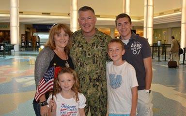 Partnership to thank military veterans
