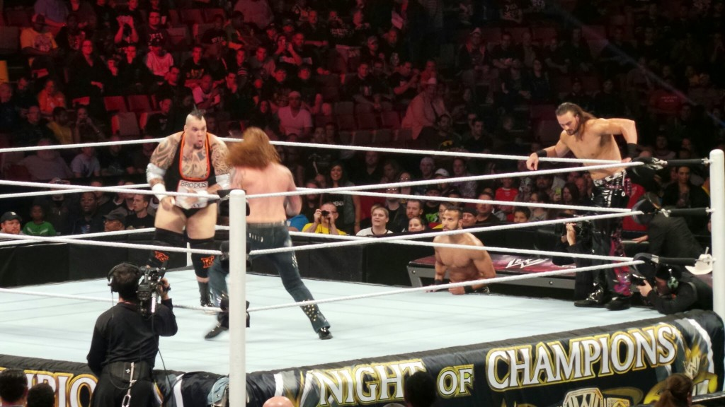 WWE Night of Champions4