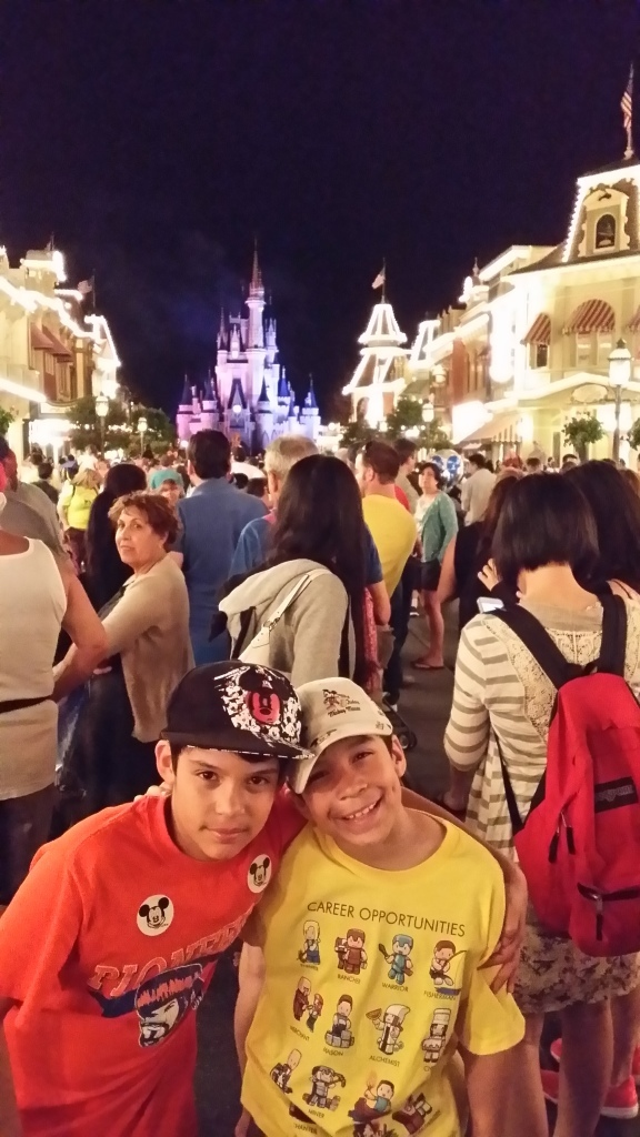Disney at Night small