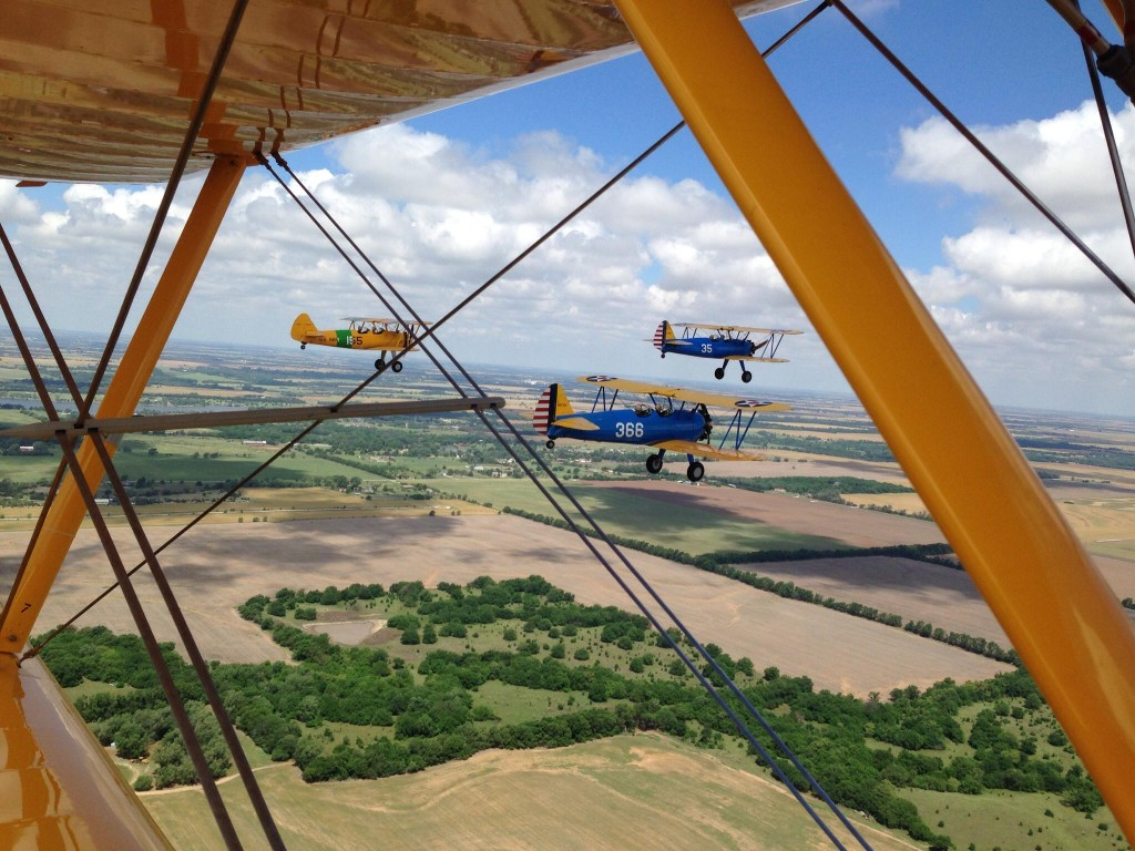 Stearman-Fly-In