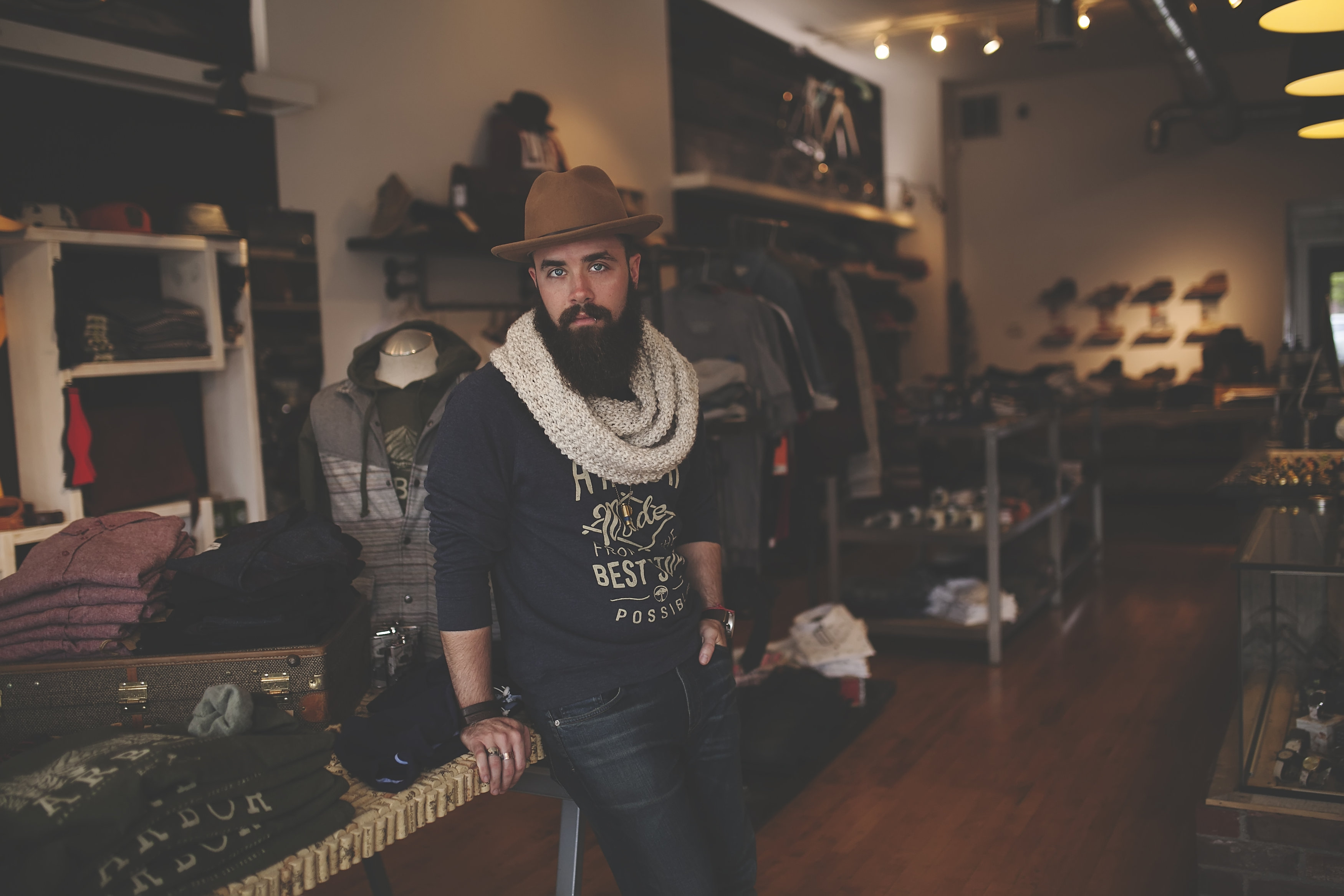 Indie clothes stores