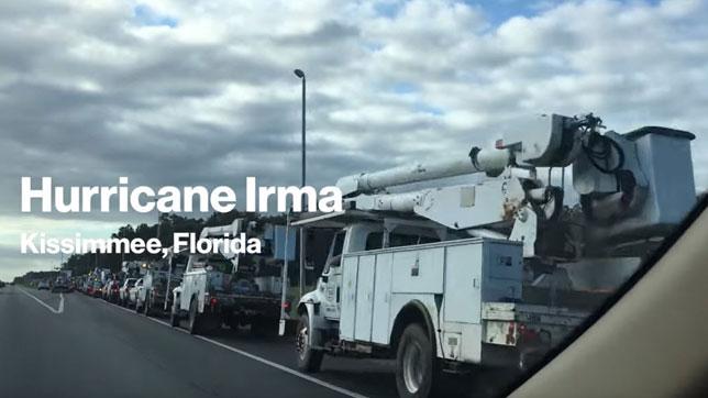 Image of Verizon Hurricane Response