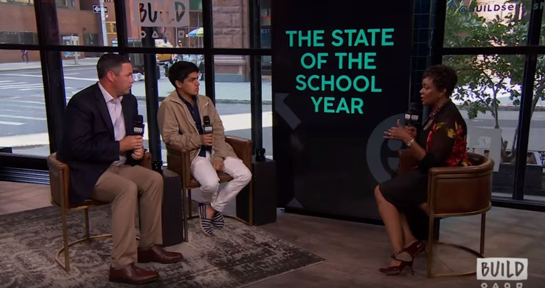 "Kevin Boles & Ziad Ahmed Discuss ""The State of the School Year"""