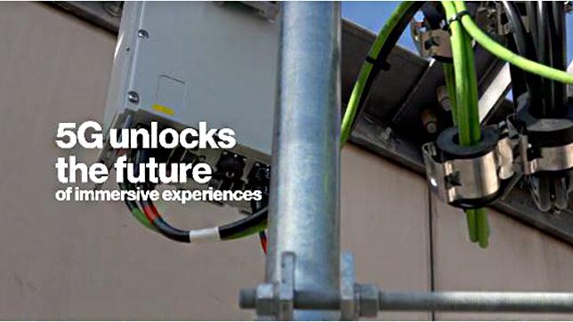5G Unlocks the future of immersive experiences