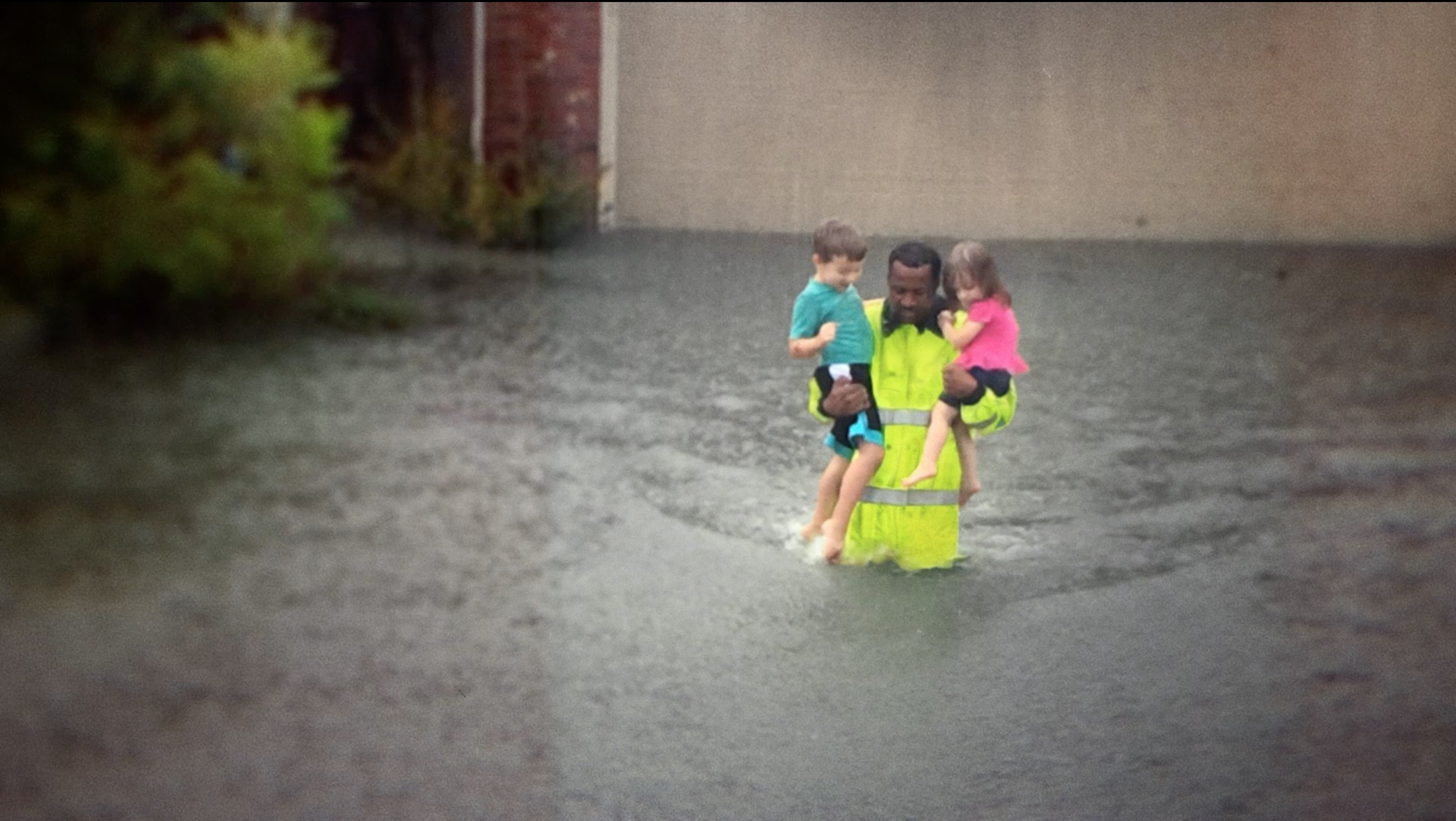 image of first responders in action