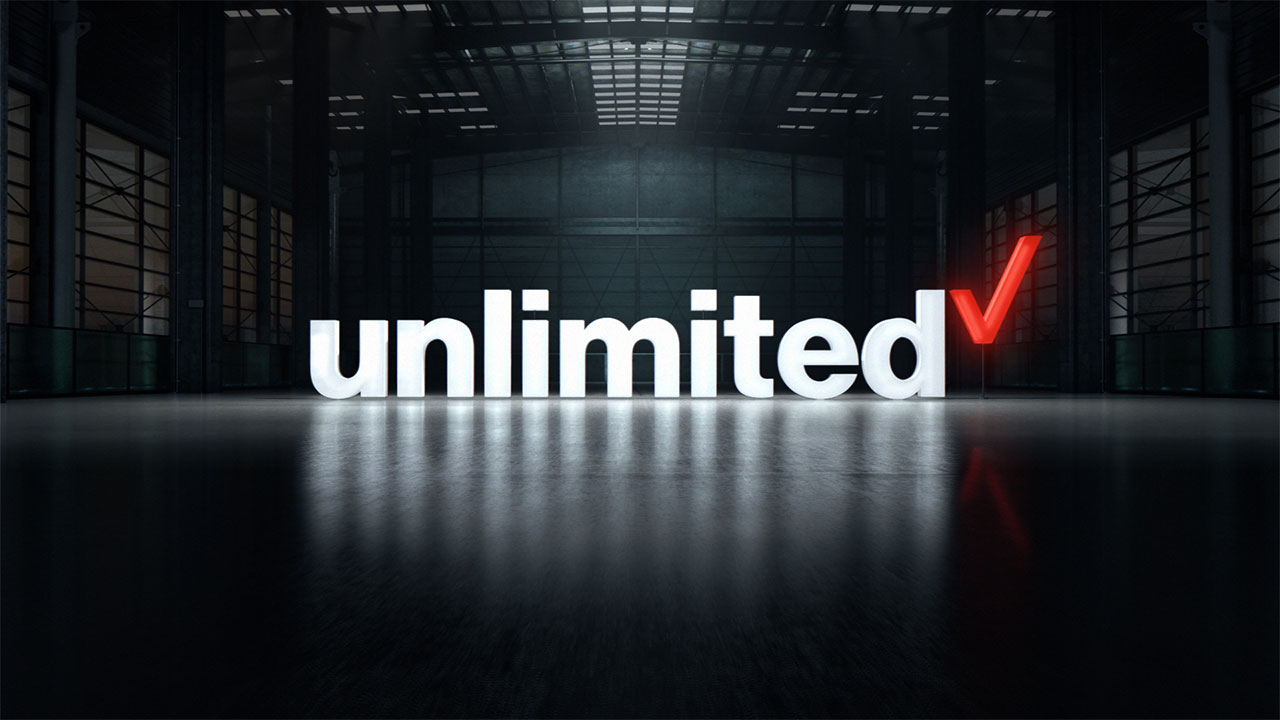 Not just unlimited, Verizon Unlimited
