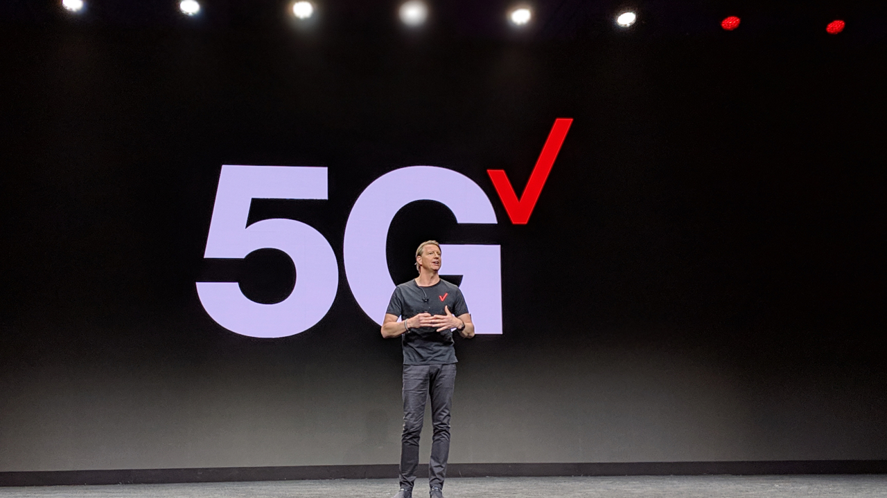 CES 2019 Verizon Corporate Keynote