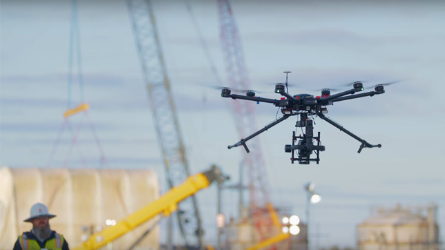 Drones for Energy & Utilities with Southern Company and Skyward
