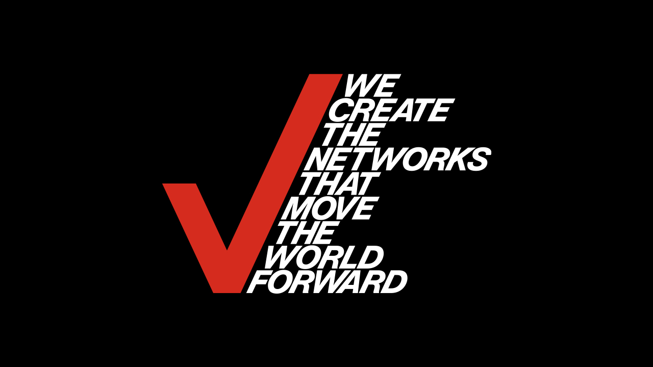 We create the networks that move the world forward.