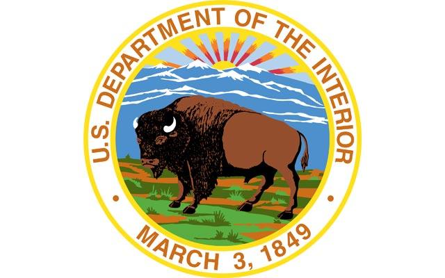 U.S. Department of the Interior insignia