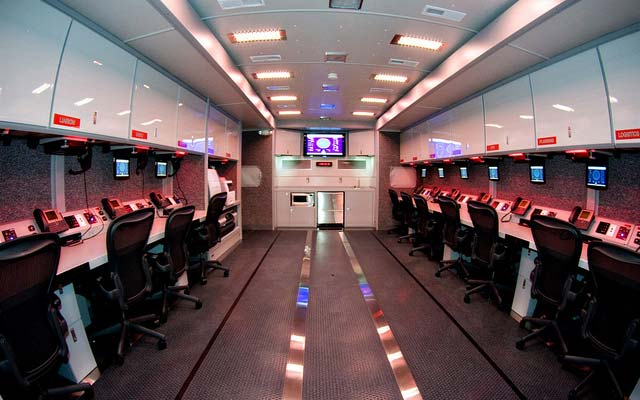 Verizon Mobile Command Center