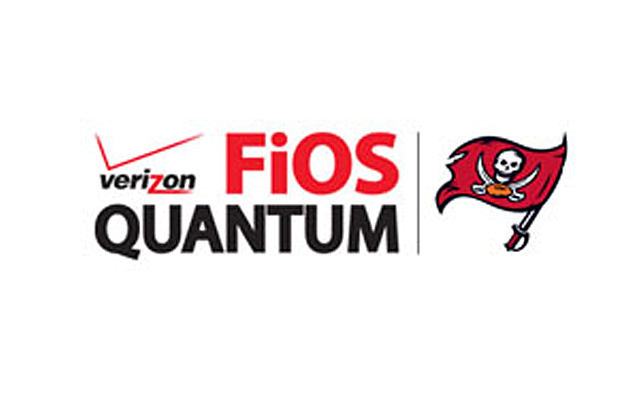 Tampa Bay Buccaneers and Verizon FiOS Quantum