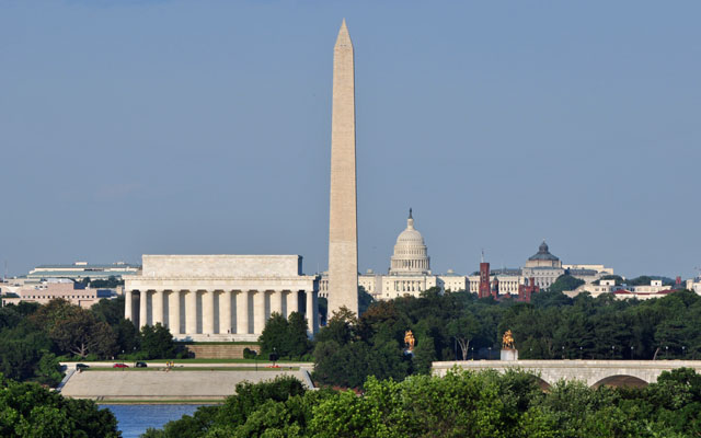 Monuments in Washington D.C.