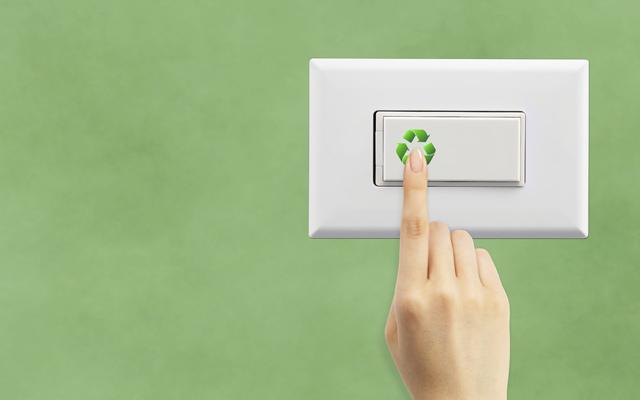 Green light switch