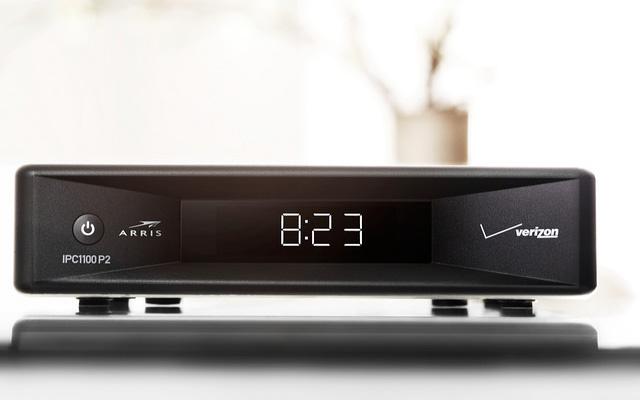 FiOS Quantum TV box