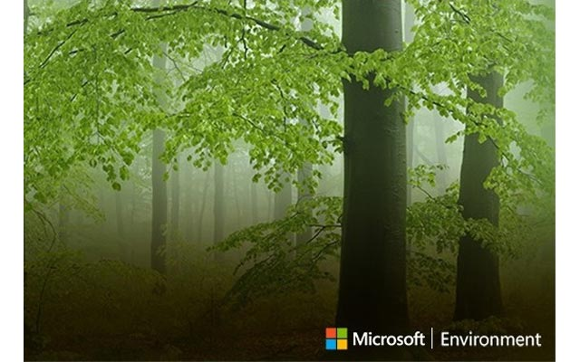 Microsoft Sustainability