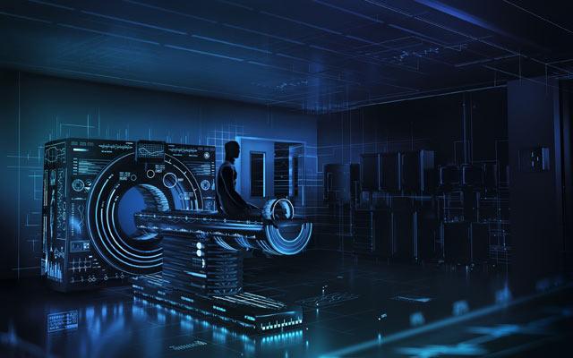 GE Industrial Internet MRI