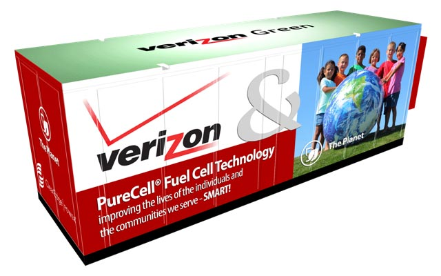 Verizon Fuel Cell