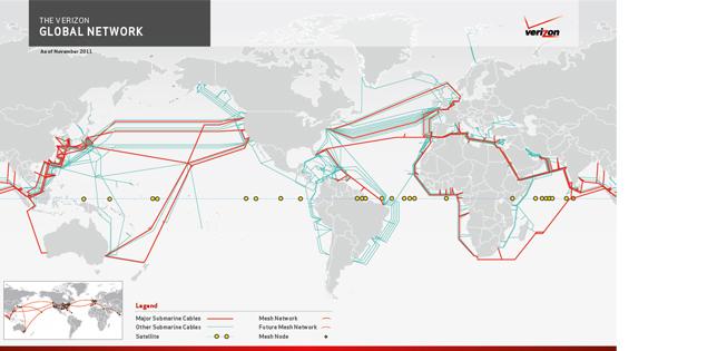 verizon globalization